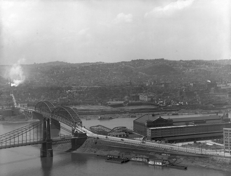 Pittsburgh History With Ginny There Was A What At The